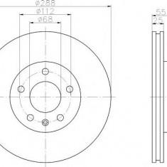 Disc frana VW SHARAN 1.9 TDI - TEXTAR 92074203 - Discuri frana