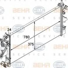 Radiator, racire motor FIAT DUCATO bus 2.3 JTD - HELLA 8MK 376 745-031 - Radiator racire LuK