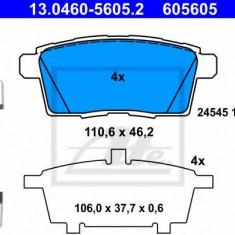 Placute frana REINZ MAZDA CX-7 2.3 MZR DISI Turbo - ATE 13.0460-5605.2