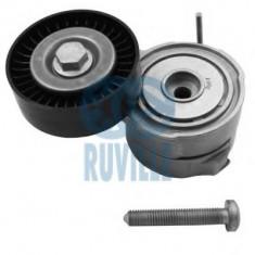 Intinzator curea, curea distributie AUDI A6 2.8 FSI - RUVILLE 56360 - Placute frana Bosch