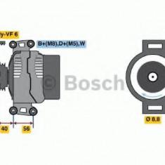 Generator / Alternator - BOSCH 0 986 042 520 - Alternator auto