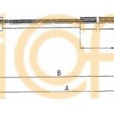 Cablu acceleratie FORD ESCORT Mk V 1.6 - COFLE 11.0175