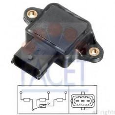 Senzor, pozitie clapeta acceleratie SAAB 9000 hatchback 2.3 -16 CSE Eco Power - FACET 10.5086 - Senzor clapeta acceleratie
