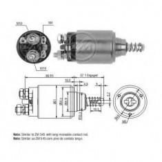 Solenoid, electromotor - ERA 227065 - Solenoid Auto