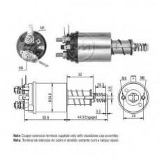 Solenoid, electromotor - ERA 227085 - Solenoid Auto
