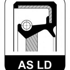 Simering, arbore cotit CHEVROLET Spark 0.8 LPG - ELRING 166.180 - Simeringuri