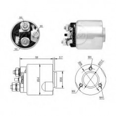 Solenoid, electromotor MERCEDES-BENZ A-CLASS A 190 - ERA 227461 - Solenoid Auto