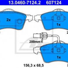 Placute frana REINZ VW TRANSPORTER / CARAVELLE Mk IV bus 2.4 D Syncro - ATE 13.0460-7124.2