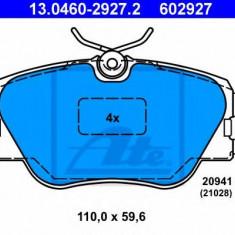 Placute frana REINZ MERCEDES-BENZ 190 limuzina E 2.3-16 - ATE 13.0460-2927.2