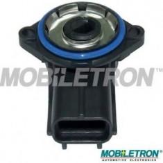 Senzor, pozitie clapeta acceleratie FORD MONDEO  1.8 i 16V - MOBILETRON TP-U001 - Senzor clapeta acceleratie