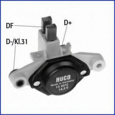 Regulator, alternator - HÜCO 130512 - Intrerupator - Regulator Auto