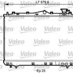 Radiator, racire motor HYUNDAI SONATA Mk II 1.8 i - VALEO 732487 - Radiator racire Bosch