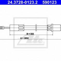 Cablu ambreiaj VW CARAVELLE III bus 1.6 - ATE 24.3728-0123.2