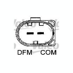 Generator / Alternator MERCEDES-BENZ C-CLASS limuzina C 180 Kompressor - VALEO 440128 - Alternator auto