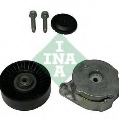 Set role, curea trapezoidala VW PASSAT 1.9 D - INA 530 0397 09 - Set Role Curea Transmisie