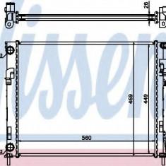 Radiator, racire motor OPEL VIVARO platou / sasiu 1.9 Di - NISSENS 63025A