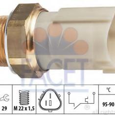 Comutator temperatura, ventilator radiator SEAT IBIZA V 1.2 - FACET 7.5262 - Termocupla auto