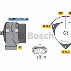 Generator / Alternator MAN TGA 18.530 FAC, FARC - BOSCH 0 123 525 501 - Alternator auto