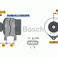 Generator / Alternator DAF LF 45 FA 45.130 - BOSCH 0 986 047 410 - Alternator auto