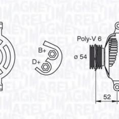 Generator / Alternator OPEL VITA C 1.3 CDTI - MAGNETI MARELLI 063377493010 - Alternator auto