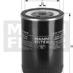 Filtru combustibil - MANN-FILTER WK 850/3
