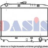 Radiator, racire motor OPEL MONTEREY A 3.1 TD - AKS DASIS 151810N