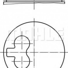 Piston RENAULT KANGOO D 55 1.9 - MAHLE ORIGINAL 021 66 00