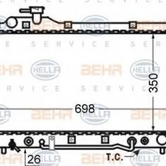 Radiator, racire motor TOYOTA RAV 4  2.0 16V - HELLA 8MK 376 724-721 - Radiator racire LuK