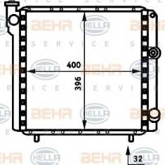 Radiator, racire motor RENAULT ALLIANCE 1.6 D - HELLA 8MK 376 716-661 - Radiator racire LuK