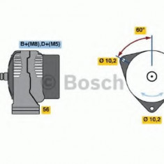 Generator / Alternator FENDT Farmer 310 LSA - BOSCH 0 986 043 130 - Alternator auto