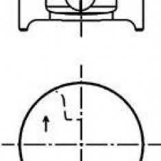 Piston DACIA LOGAN 1.4 - KOLBENSCHMIDT 40277620