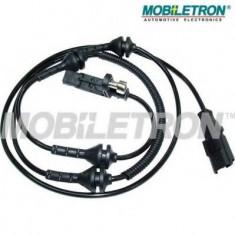 Senzor, turatie roata PEUGEOT 407 limuzina 2.0 Bioflex - MOBILETRON AB-EU009 - Senzori ABS