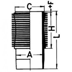 Camasa cilindru - KOLBENSCHMIDT 88308110