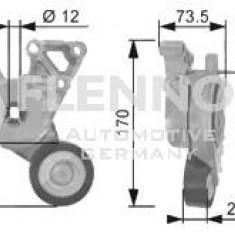Intinzator, curea transmisie VW SHARAN 2.0 - FLENNOR FA20900