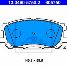 Placute frana REINZ LEXUS RX 300 - ATE 13.0460-5750.2