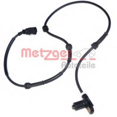 Senzor, turatie roata VW SHARAN 1.9 TDI - METZGER 0900269 - Senzori ABS