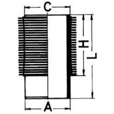 Camasa cilindru - KOLBENSCHMIDT 89074110