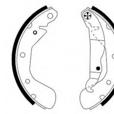 Set saboti frana OPEL VECTRA A hatchback 1.6 i - HELLA 8DB 355 001-301 - Saboti frana auto ATE