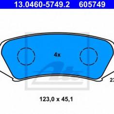 Placute frana REINZ LEXUS LX 470 - ATE 13.0460-5749.2