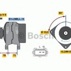 Generator / Alternator BMW 5 limuzina 530 i - BOSCH 0 124 515 050 - Alternator auto
