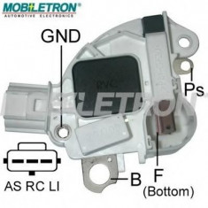 Regulator, alternator FORD FOCUS 1.4 16V - MOBILETRON VR-F156 - Intrerupator - Regulator Auto