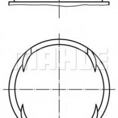 Piston SEAT IBIZA Mk IV 1.2 - MAHLE ORIGINAL 030 64 01