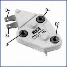 Regulator, alternator - HÜCO 130001 - Intrerupator - Regulator Auto