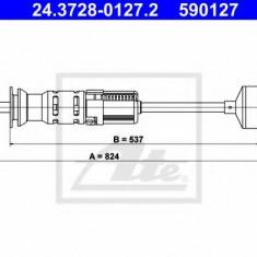 Cablu ambreiaj VW GOLF Mk III 1.9 D - ATE 24.3728-0127.2