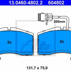 Placute frana REINZ AUDI A8 limuzina S 8 quattro - ATE 13.0460-4802.2