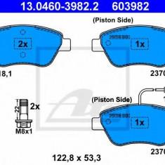 Placute frana REINZ FIAT RITMO III 1.4 LPG - ATE 13.0460-3982.2