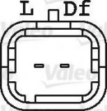 Generator / Alternator RENAULT LAGUNA II 2.0 dCi - VALEO 440034