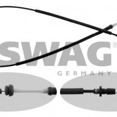 Cablu acceleratie VW TRANSPORTER / CARAVELLE Mk IV bus 2.4 D Syncro - SWAG 30 93 6732