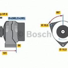 Generator / Alternator PUCH G-MODELL G 300 TD - BOSCH 0 986 041 120 - Alternator auto
