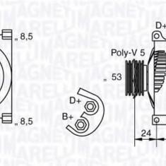 Generator / Alternator LANCIA Y 1.2 - MAGNETI MARELLI 063377008010 - Alternator auto